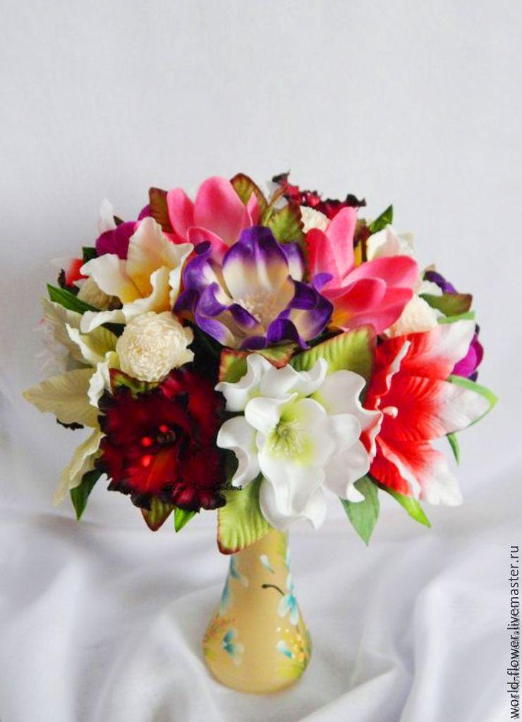 Bouquet lamp 'Crimson ring', Table lamps, Surgut,  Фото №1