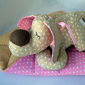 Куклы и игрушки ручной работы. Ярмарка Мастеров - ручная работа Щеночек родился. Handmade.