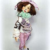 Куклы и игрушки ручной работы. Ярмарка Мастеров - ручная работа коллекционная кукла ТРУФФАЛЬДИНО (ПРОДАН). Handmade.