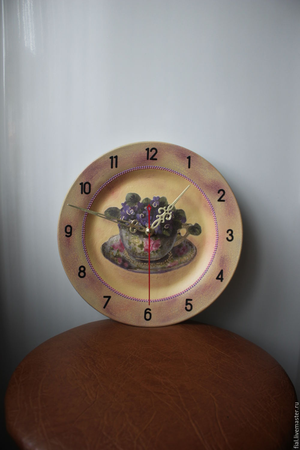 Watch 'Violet charm', Watch, Moscow,  Фото №1