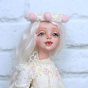 Куклы и игрушки ручной работы. Ярмарка Мастеров - ручная работа Ангел-хранитель  Марта. Handmade.