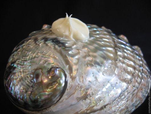 Крем, гель, сыворотка ручной работы. Ярмарка Мастеров - ручная работа. Купить Крем для лица с морскими водорослями, 50 мл. Handmade.
