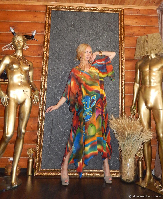Платье Батик : Ракушка ( Матисс), Платья, Иваново,  Фото №1