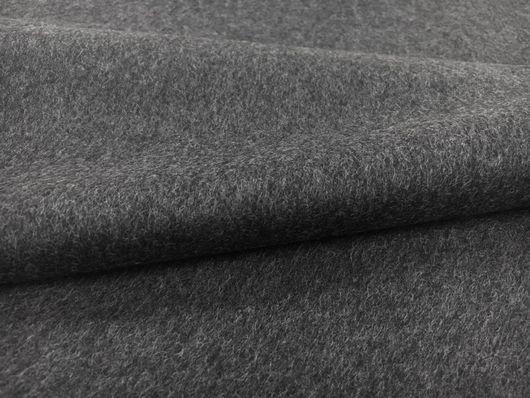 Шитье ручной работы. Ярмарка Мастеров - ручная работа. Купить Пальтовая шерсть с кашемиром. Handmade. Драп, пальтовая ткань, пальтовая