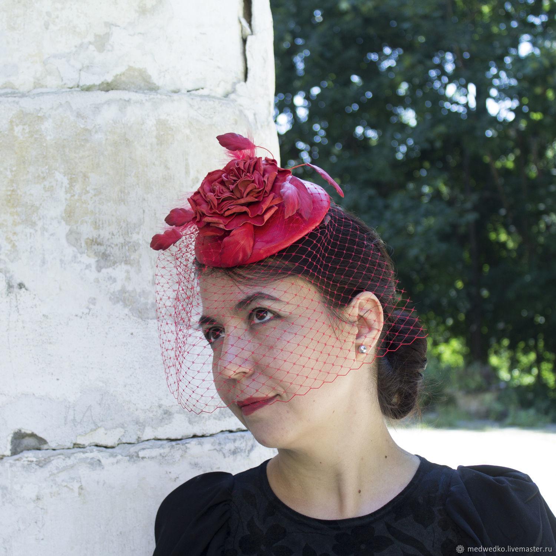 The veil of skin 'Passion', Hats1, Vidnoye,  Фото №1