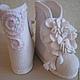 Обувь ручной работы. Ярмарка Мастеров - ручная работа. Купить Валенки. Handmade. Белый, валенки ручной работы, микропора