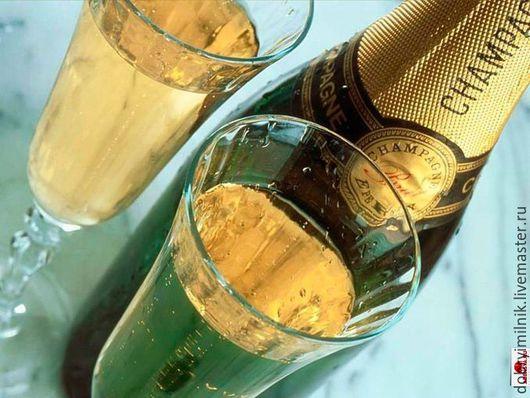 Другие виды рукоделия ручной работы. Ярмарка Мастеров - ручная работа. Купить Отдушка Ванильное шампанское  для мыла, свечей, бомбочек (США. Handmade.