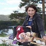 Ангелина Островских Мое мишкоцветие - Ярмарка Мастеров - ручная работа, handmade
