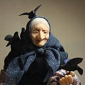 """Куклы и игрушки ручной работы. Ярмарка Мастеров - ручная работа Авторская кукла """"Доброе утро"""". Handmade."""