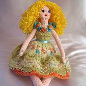 Куклы и игрушки ручной работы. Ярмарка Мастеров - ручная работа Кукла Мерилин. Handmade.