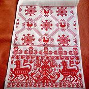 Русский стиль handmade. Livemaster - original item Vologda towel. Handmade.