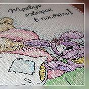 Для дома и интерьера ручной работы. Ярмарка Мастеров - ручная работа Требую завтрак в постель!. Handmade.