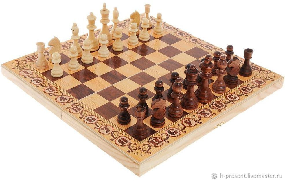 Chess 'Debut', 40, Chess, St. Petersburg,  Фото №1