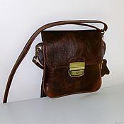 Сумки и аксессуары handmade. Livemaster - original item Bag leather 7777. Handmade.