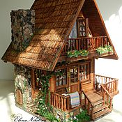 Куклы и игрушки ручной работы. Ярмарка Мастеров - ручная работа Дом, где живёт мечта.... Handmade.