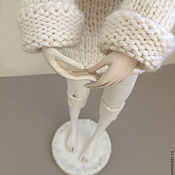 Куклы и игрушки ручной работы. Ярмарка Мастеров - ручная работа Белый Ангел. Handmade.