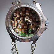 Украшения ручной работы. Ярмарка Мастеров - ручная работа Подвеска окно в ванную. Handmade.