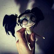 """Куклы и пупсы ручной работы. Ярмарка Мастеров - ручная работа Кукла ручной работы """"Зомби"""". Handmade."""