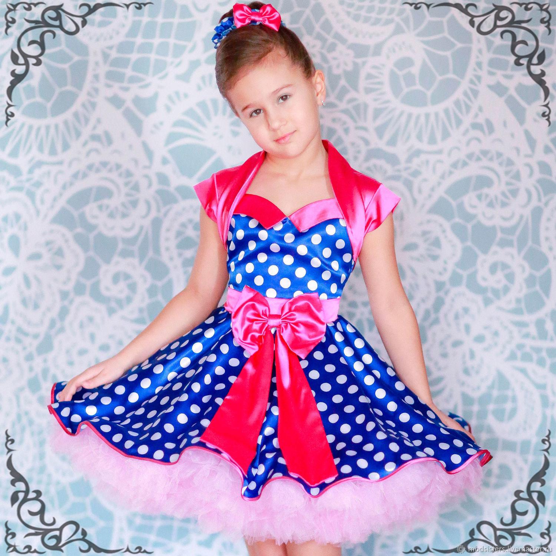 Clothes for Girls handmade. Livemaster - handmade. Buy Baby dress 'Dandies,' Art.491.Pettiskirt, skirt american