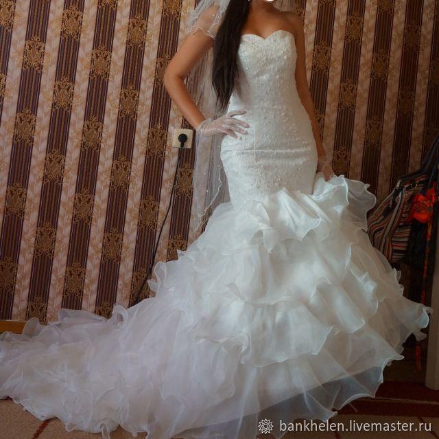 """Свадебное платье """"Русалка"""", Платья, Сочи, Фото №1"""