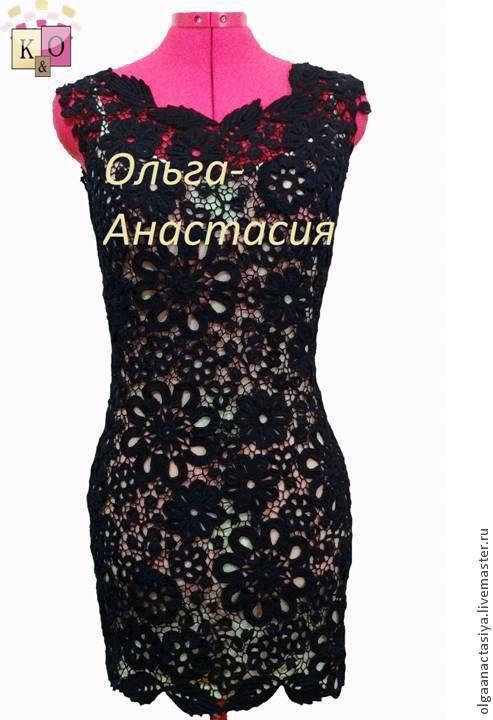 """Платья ручной работы. Ярмарка Мастеров - ручная работа. Купить платье """"Diamond noir"""",модель 1,авторская работа. Handmade."""