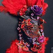 Одежда ручной работы. Ярмарка Мастеров - ручная работа Red Mask. Handmade.