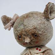 Куклы и игрушки ручной работы. Ярмарка Мастеров - ручная работа Немного грустно. Handmade.