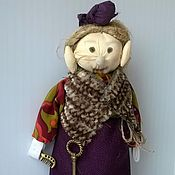Куклы и игрушки handmade. Livemaster - original item ostroha the keeper of wealth in the house. Handmade.