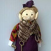 Народная кукла ручной работы. Ярмарка Мастеров - ручная работа Воструха хранительница богатства в доме. Handmade.