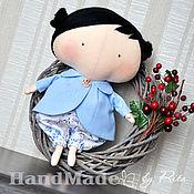 Куклы и игрушки ручной работы. Ярмарка Мастеров - ручная работа тильда Мирра. Handmade.