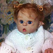 Куклы и игрушки ручной работы. Ярмарка Мастеров - ручная работа Мини Офелия. Handmade.