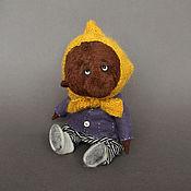 Куклы и игрушки ручной работы. Ярмарка Мастеров - ручная работа Мишка Дасти. Handmade.
