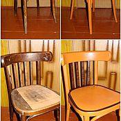 Винтаж ручной работы. Ярмарка Мастеров - ручная работа стул. Handmade.