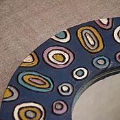 Для дома и интерьера ручной работы. Ярмарка Мастеров - ручная работа Драже. Зеркало.. Handmade.