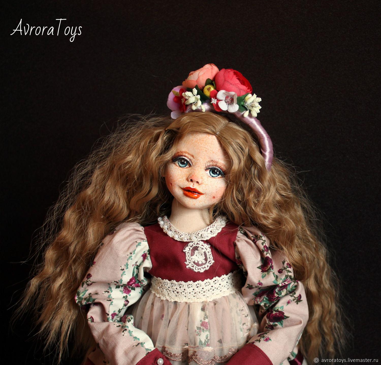 Куклы: Виктория коллекционная кукла, Коллекционные куклы, Вязьма, Фото №1