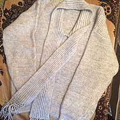 Одежда ручной работы. Ярмарка Мастеров - ручная работа Свитер теплый. Handmade.