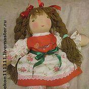 Куклы и игрушки ручной работы. Ярмарка Мастеров - ручная работа Куколка вальфдоровская, Праздничная, 36 см. Handmade.