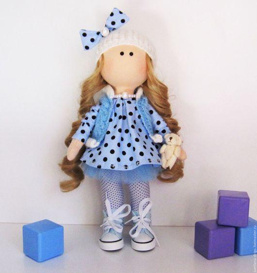 Человечки ручной работы. Ярмарка Мастеров - ручная работа. Купить Куколка Танюшка. Handmade. Кукла ручной работы, кукла текстильная