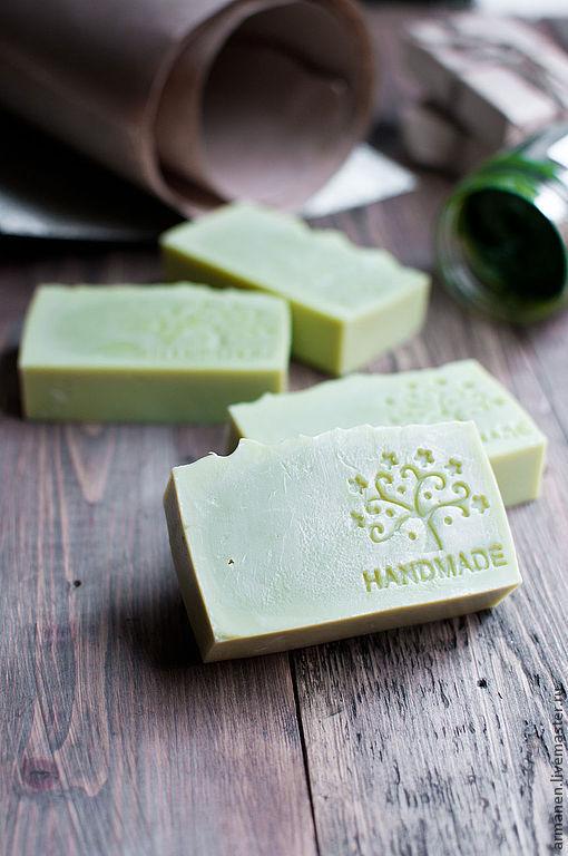 Мыло ручной работы. Ярмарка Мастеров - ручная работа. Купить Алеппское мыло с лавровым маслом. Handmade. Мыло ручной работы