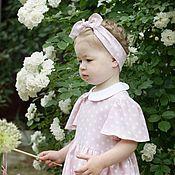 Диадемы ручной работы. Ярмарка Мастеров - ручная работа Солоха, повязка летняя для девочки, повязка на голову. Handmade.
