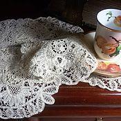 Винтаж handmade. Livemaster - original item Antique lace doilies