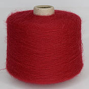 Материалы для творчества handmade. Livemaster - original item Yarn: Superkid mohair 70% silk 30%. Handmade.