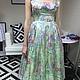 """Платья ручной работы. Платье """"Алиса"""". NINA GRIGEL (плательная лавка). Интернет-магазин Ярмарка Мастеров. Платье, платье для девочки"""