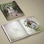 Фото ручной работы. Ярмарка Мастеров - ручная работа Свадебная фотокнига. Handmade.
