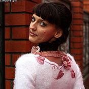 """Одежда ручной работы. Ярмарка Мастеров - ручная работа Блузка """"Белая"""". Handmade."""