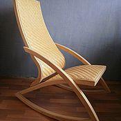 Для дома и интерьера ручной работы. Ярмарка Мастеров - ручная работа Кресло-качалка. Handmade.
