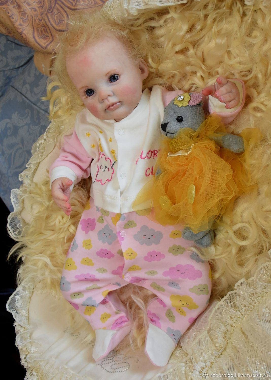reborn doll Mila, Reborn, Sevastopol,  Фото №1