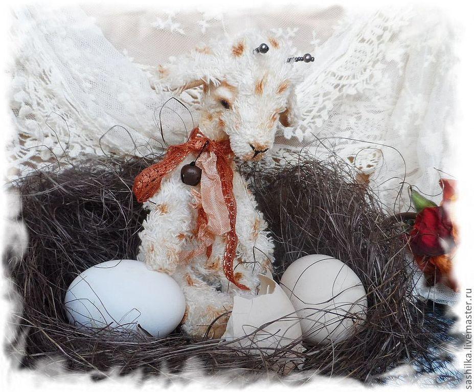 Жирафик Белое облачко ( уехал к шикарной мамочке), Мягкие игрушки, Жуковский,  Фото №1