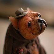 Куклы и игрушки ручной работы. Ярмарка Мастеров - ручная работа Мистер Пин. Handmade.