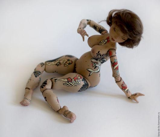 """Коллекционные куклы ручной работы. Ярмарка Мастеров - ручная работа. Купить Фарфор """"Капитанская дочь"""". Handmade. Коллекционная кукла, любимому"""